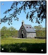 Rochefort En Terre 5 Acrylic Print