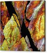 Rock Art 17 Acrylic Print