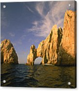 Rock Formations, Cabo San Lucas, Mexico Acrylic Print