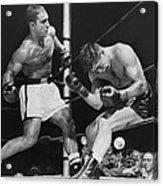 Rocky Marciano Acrylic Print