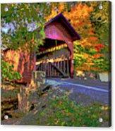 Roddy Road Bridge Acrylic Print