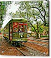 Rollin' Thru New Orleans Acrylic Print