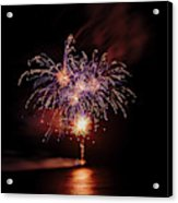 Romancing In The Dark Collection Set 03 Acrylic Print
