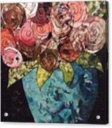Roses For Nancy Acrylic Print