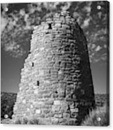 Round Tower Acrylic Print