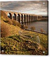 Royal Border Bridge, Berwick-upon-tweed Acrylic Print