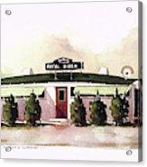 Royal Diner Acrylic Print