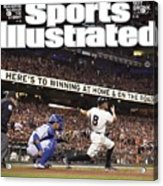 Royals Vs. Giants The Future Classic Sports Illustrated Cover Acrylic Print