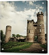 Ruined Castle Acrylic Print