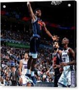Sacramento Kings V Oklahoma City Thunder Acrylic Print