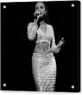 Sade Live In Rosemont, Illinois Acrylic Print