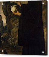 Saint Benedict  Acrylic Print