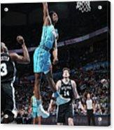 San Antonio Spurs V Oklahoma City Acrylic Print