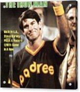 San Diego Padres Steve Garvey Sports Illustrated Cover Acrylic Print