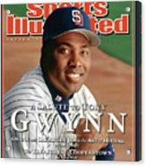 San Diego Padres Tony Gwynn Sports Illustrated Cover Acrylic Print