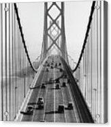 San Francisco-oakland Bay Bridge Acrylic Print