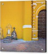 San Gabriel Tombs Acrylic Print
