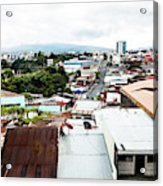 San Jose Costa Rica Acrylic Print