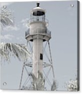 Sanibel Lighthouse Acrylic Print