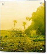 Sapa Landscape, Vietnam Acrylic Print