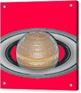 Saturnian Image 2 Acrylic Print