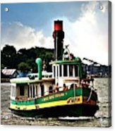 Savannah Belles Ferry Acrylic Print