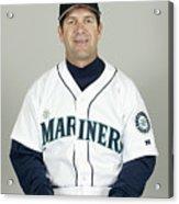 Seattle Mariners Headshots Acrylic Print