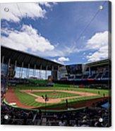 Seattle Mariners V Miami Marlins Acrylic Print