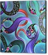 Secret 4 Acrylic Print