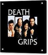 Seinfeldblackflag Acrylic Print