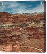 Shafer Trail. #2 Acrylic Print