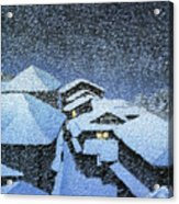 Shiobara Hataori - Digital Remastered Edition Acrylic Print