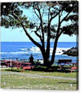 Ship Cove Park Acrylic Print