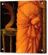 Sibylla Delphica Acrylic Print