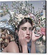 Silent Messenger Acrylic Print