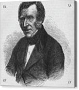 Sir Benjamin Brodie, English Doctor Acrylic Print