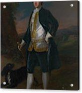 Sir James Dashwood        Acrylic Print