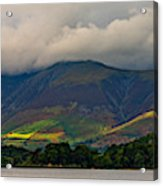 Skiddaw Panorama Acrylic Print