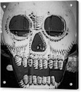 Skulldrudgery Acrylic Print