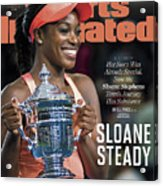 Sloane Steady Sports Illustrated Cover Acrylic Print