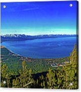 South Lake Tahoe Acrylic Print