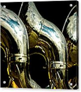 Souzaphones On Parade Acrylic Print