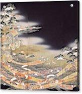 Spirit of Japan T29 Acrylic Print