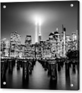 Spirit Of New York Acrylic Print