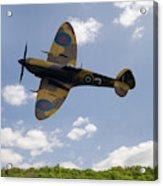 Spitfire Mk356 Acrylic Print