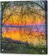 Spring Morning At 5.43 Acrylic Print