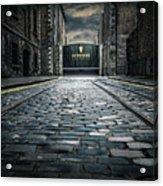 St James Gate Acrylic Print