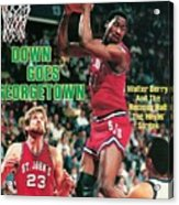 St. Johns University Walter Berry Sports Illustrated Cover Acrylic Print