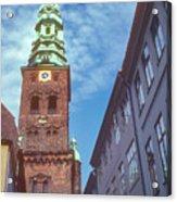 St. Nikolai Church Tower Acrylic Print