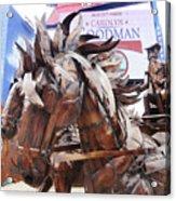 Stagecoach 2 Acrylic Print